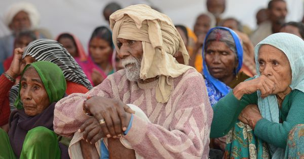 Survey of social security pensions in Jharkhand shows the problems Universal Basic Income could face
