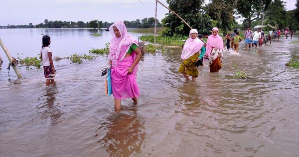 Congress accuses Modi government of 'sleeping over human tragedy' with so many states flooded