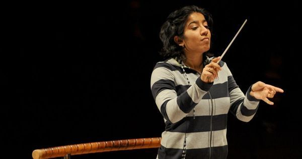 Video: This opera conductor is back in India 35 years after she was adopted by a Danish family
