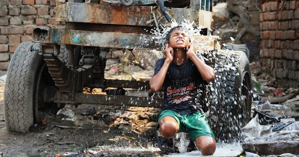 People could die because of humid heat waves in India, parts of South Asia by 2100