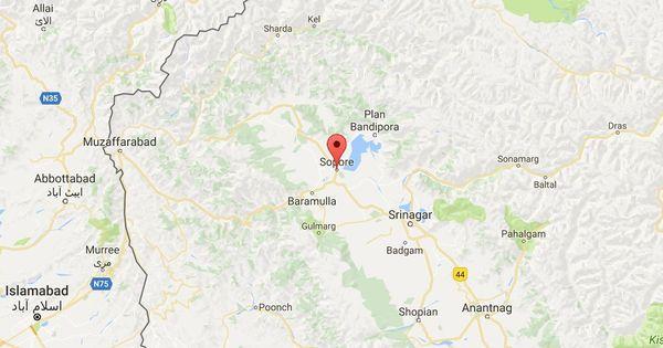 Jammu and Kashmir: Three militants killed, one policeman injured in Sopore