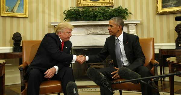 Donald Trump and Barack Obama are more alike than you might imagine