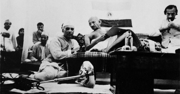 In photos: When Gandhi's message was a mass movement, from Champaran to Bombay