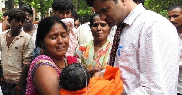 Gorakhpur hospital deaths: Doctor explains why  oxygen payments were delayed