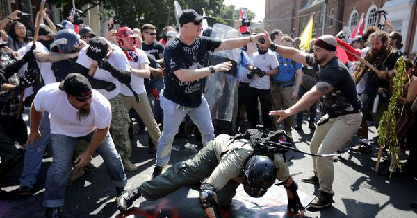 How the Charlottesville attack has exposed competing narratives in America's cultural memory