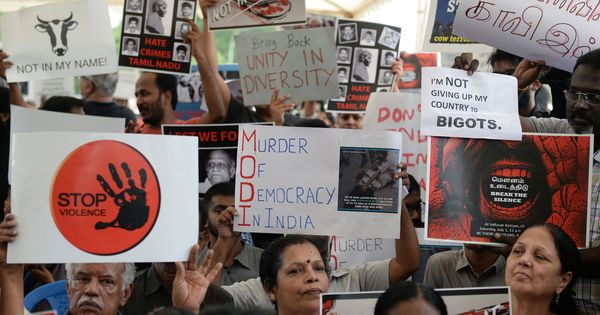 On a perilous path: India is being unmade, a lynching at a time