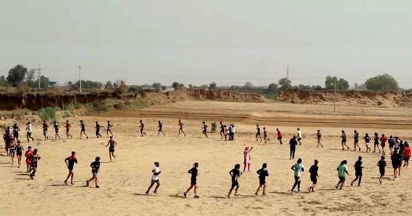 Watch: One retired soldier's dedication is empowering many lives through sports in Haryana