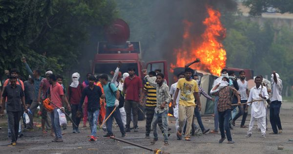 State failure: Why did Haryana allow lakhs of Ram Rahim's supporters to gather in Panchkula?