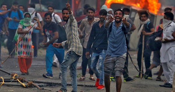'A new threat to sadhus': BJP leaders blame everyone but Dera Sacha Sauda for violence in Panchkula
