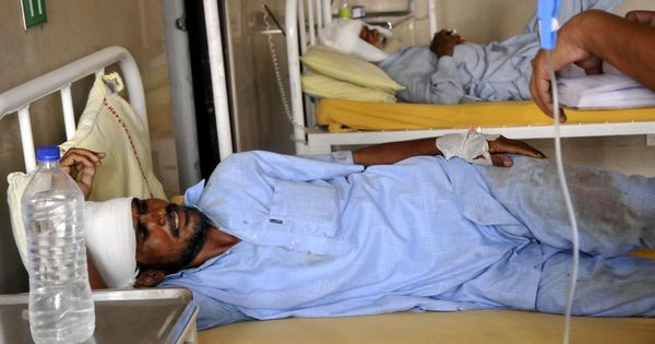 'We just wanted to see Pitaji': In Panchkula hospital, many say they never anticipated the violence