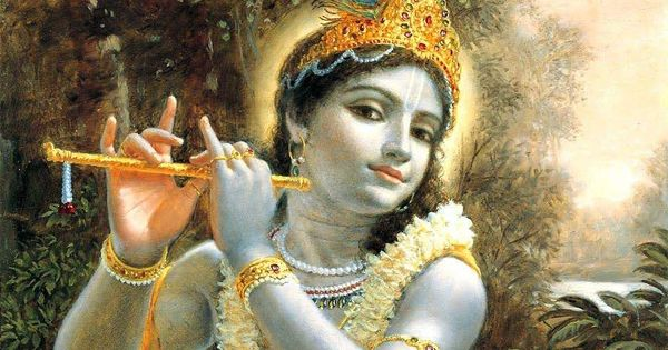 When the Muslim poet who went on to write Pakistan's national anthem wrote a nazm to Lord Krishna