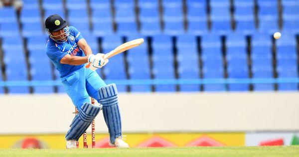 Three charts that define MS Dhoni's stellar ODI batting career