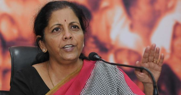 Cabinet reshuffle: Nirmala Sitharaman is the new defence minister, Piyush Goyal gets railways