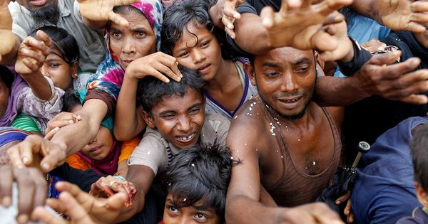 Breaking Buthidaung: Rohingya refugees reaching Bangladesh tell grave tales of suffering