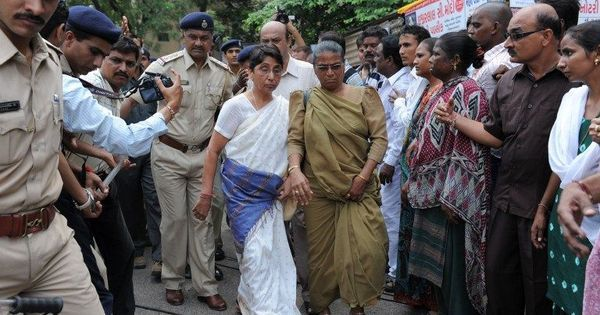 2002 Gujarat riots case: Maya Kodnani has to produce Amit Shah's testimony in court by September 12
