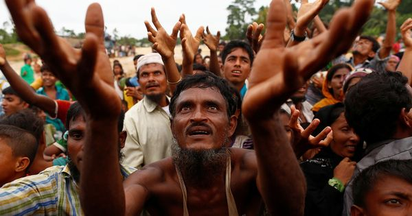 Religion is not the only reason Rohingyas are being forced out of Myanmar