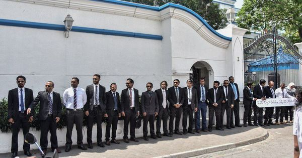 The Maldives' judiciary thwarted another attempt at reform – by suspending a third of its lawyers