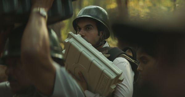Amit Masurkar's 'Newton' is India's official entry for the Oscars