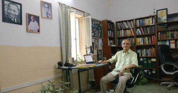 Researching lives on the edge: Why Harsh Mander believes the tax notice to his think tank is unfair