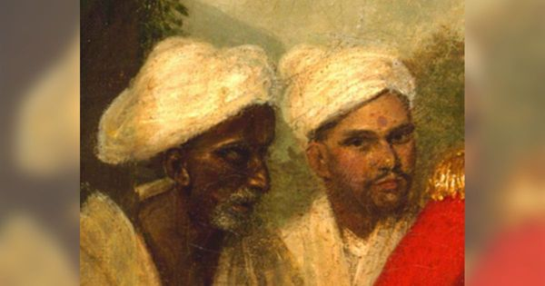 Mackenzie's messengers: A Raj-era painting shows how Indians helped the British map India