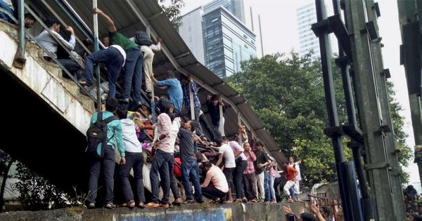 Mumbai stampede: Opposition says money should have been spent on repairing bridge, not bullet train