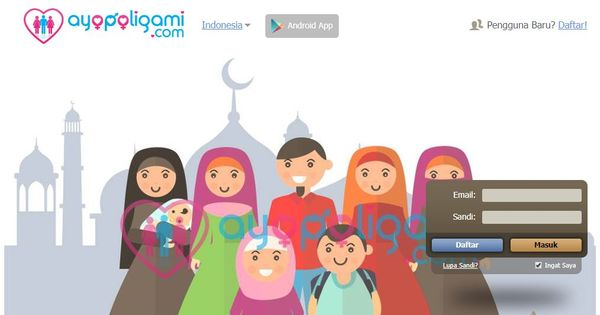 Indonesia: Tinder-like app for polygamists sparks controversy