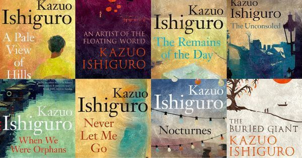 Kazuo Ishiguro has written only eight books (and won the Nobel). This is how they begin