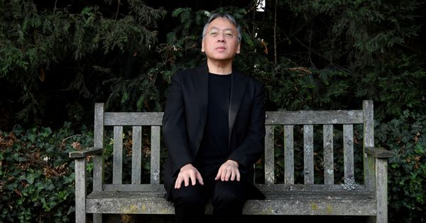 Kazuo Ishiguro may have won the Nobel, but he's by no means done as a writer