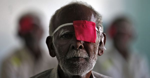 This Tamil Nadu hospital uses an assembly-line system to perform 2,50,000 eye surgeries every year