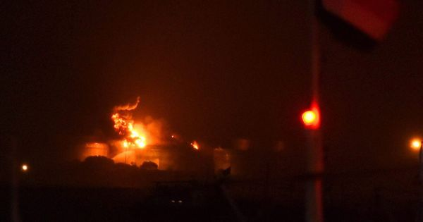 Major fire breaks out on Butcher Island near Mumbai, no casualties reported