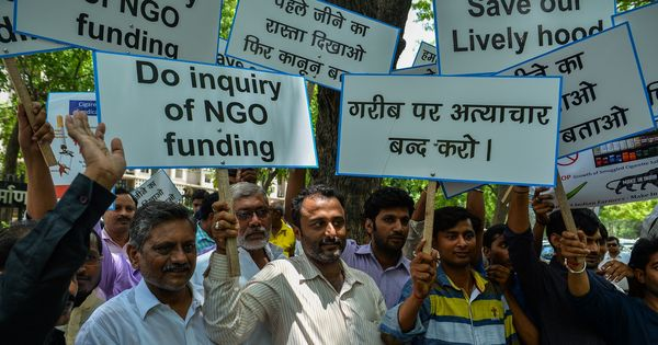 'Aadhaar for NGOs': Why nonprofits are uneasy about new order to obtain unique ID from Niti Aayog