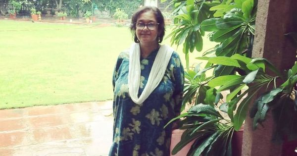 Writer Namita Gokhale gets the first Centenary National Award for Literature from Asam Sahitya Sabha