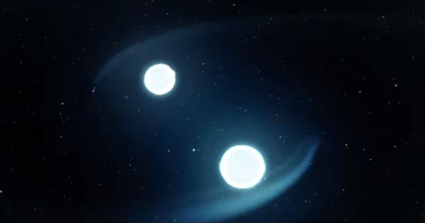 Neutron star collision seen for first time, creates platinum, gold and gravitational waves