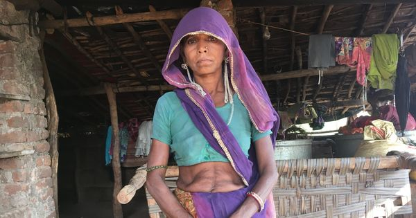 These women in Rajasthan survived sterilisation surgeries but still became pregnant