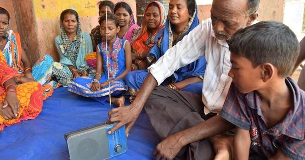 Community radio stations in Odisha are making women's issues heard – and people are listening
