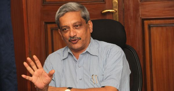 Goa CM Manohar Parrikar says his government has no role in FIR against former BJP MLA and publisher