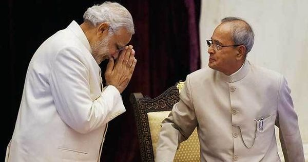 Pranab Mukherjee says he rejected Afzal Guru's mercy petition based on government's counsel: Report