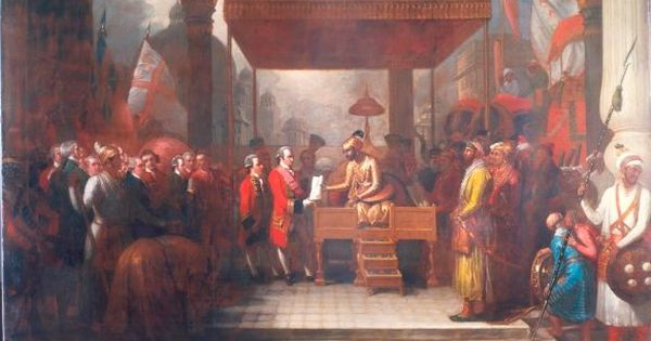 Glimpses from the life of an 18th century English merchant who made a fortune selling salt in Bengal