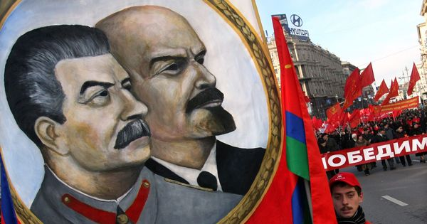 What was Russia's October Revolution for, and does it matter any more?