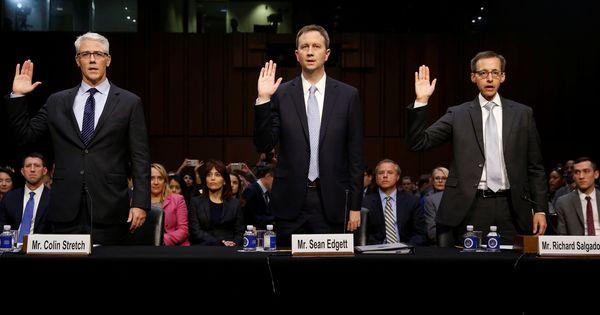 United States senators lambast Internet giants for not doing more to prevent Russian poll 'meddling'