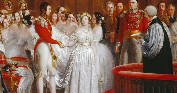 Video: How Queen Victoria's marriage to Prince Albert in 1840 changed wedding fashion forever