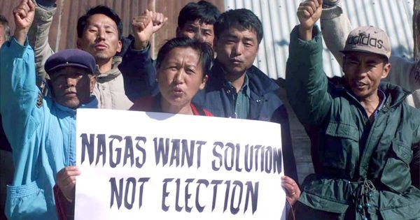 The prospects of a final settlement of the Naga issue has stirred the political pot in Manipur
