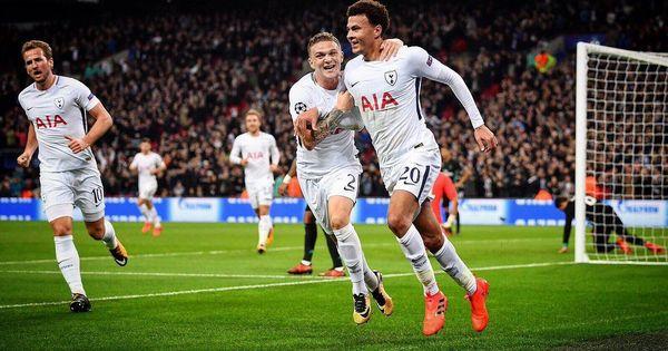 Dele Alli's brace helps Tottenham Hotspur stun Real Madrid 3-1 in Champions League
