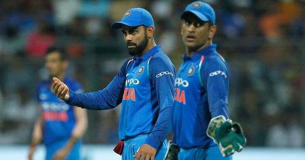 'Don't understand why people are only pointing him out': Kohli defends under-fire Dhoni