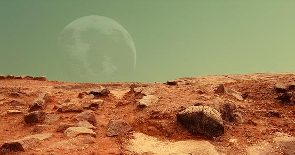 Over 1.3 lakh Indians booked tickets to Mars, says Nasa