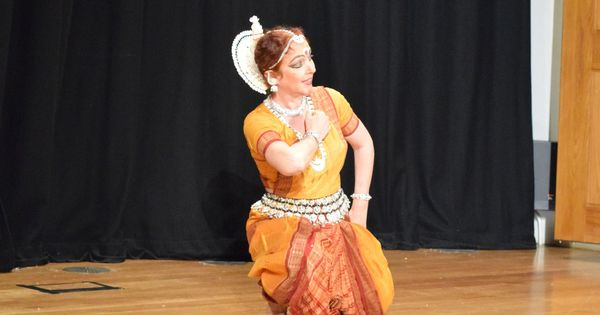 An Italian-born Odissi dancer on finding common ground between the East and the West