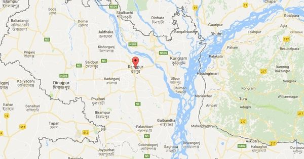 Bangladesh: 53 arrested after mob torches Hindu homes over a rumoured derogatory Facebook post