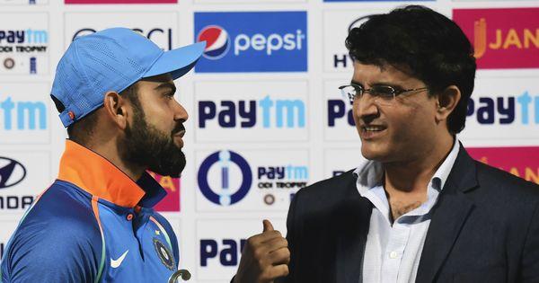 Virat Kohli's support for under-fire MS Dhoni is fantastic: Sourav Ganguly
