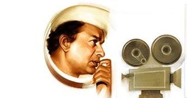 Google doodle honours V Shantaram on his 116th birth anniversary