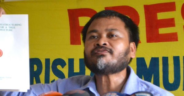 In Assam, detention of peasant leader Akhil Gogoi under NSA looks uncannily like a political arrest